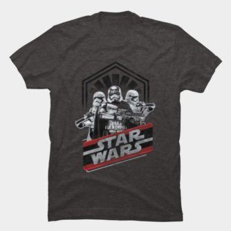 Captain Phasma & Troops