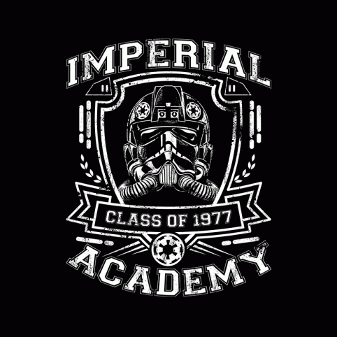 Imperial Academy Tie Fighter