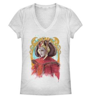 Queen Amidala Juniors Shirt